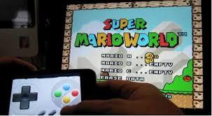 SNES emulator for jailbroken iPad