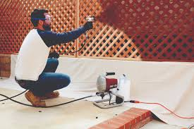 Using A Paint Sprayer For Ceilings by Tackle The Big Jobs U2013 Just Add Paint Harbor Freight Tools Blog