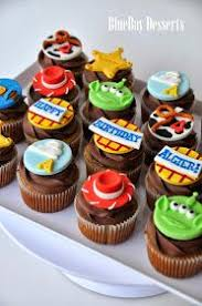 Toy Story Cupcakes And A New Word