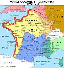 Demarcation Line France