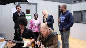 Tedeschi Trucks Band, Sharon Jones & Doyle Bramhall II -
