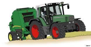Coloriage Tracteur Le Coloriage Tracteur Agricole Pour Imprimer