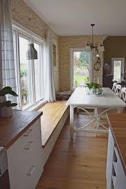 elegante gelassenheit in küche und esszimmer küche