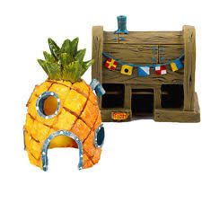 Spongebob Fish Tank Accessories by Spongebob Fish Tank Ebay