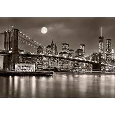 fototapeten vlies fototapete new york panoram fenster stadt