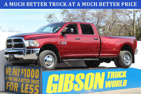 Gibson Truck World | Featured Trucks For Sale In Sanford, FL