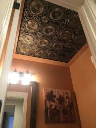 tin ceiling tiles as backsplash kitchen tin ceiling tiles tin