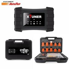 100 Truck Tools 2018 NEW Heavy Duty Diagnostic Tool XTUNER T1 HD OBD For VOLVO