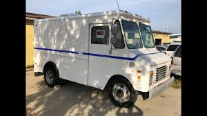 1982 Grumman Step Van Food Truck - YouTube 2000 Grumman Olson Wkhorse Grumman Olsen Food Truck Mobile Kitchen For Sale In Texas American Resto Mods Summit Racing Team Up For Rutledge Woods 1949 1987 Gmc Kurbmaster Delivery Truck Item Dw9566 S 1989 Spartan Pumper Used Details 1996 P3500 Olson 12 Step Van Sale Youtube Chevrolet Llv Postal The Is A Li Flickr 1964 Charlie Chips Delivery Kurb Vanside This Why Were Fat A Mrealtoronto Blog 78 2002 25 Chevy Near West Palm Beach 3d Model Bare Metal Cgtrader Cars New York