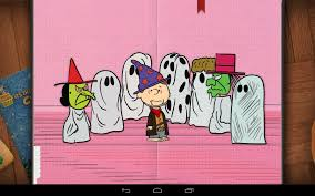 Snoopy Halloween Pumpkin Carving by It U0027s The Great Pumpkin Charlie Brown Read U0026 Play Android Apps