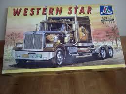 100 Texas Trucking 124 Italeri Western Star OC PLUS Upgraded Tires