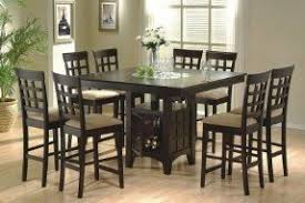 9pc dining table set foter