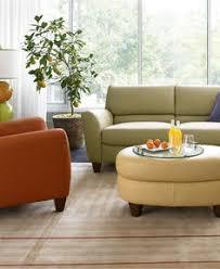Alessia Leather Sofa Living Room alessia leather sofa living room furniture collection shop all