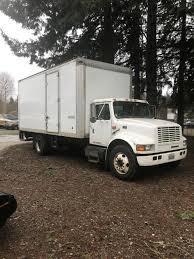 100 Rainier Truck And Trailer Box Straight S For Sale In Washington