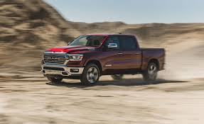 100 Ram Truck 2019 1500 Laramie Crew Cab A Refined Take On The Pickup