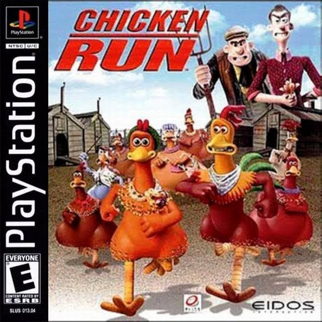 Chicken Run - PlayStation 1