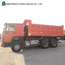 25tons Sinotruck Howo 6x4 Dump Trucks Sand Tipper Truck - Buy ...