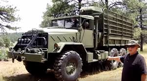 100 Army 5 Ton Truck The A Big Bad Bug Out Vehicle Freedom Prepper