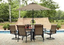 Sears Lazy Boy Patio Furniture by Sears 260 99 Garden Oasis 7 Pc Dining Set U0026 La Z Boy Deals