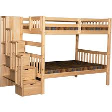 Colorado Stairway Bunk Bed by Stairway Bunk Beds Kids Staircase Bunk Beds Gta Canada
