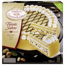 coppenrath wiese sahne marzipan torte 1 25kg bei rewe