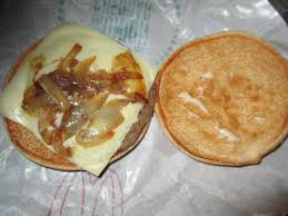 Mcdonalds Small Pumpkin Spice Latte Calories by Review Mcdonald U0027s Grilled Onion Cheddar Burger Man Reviews Food