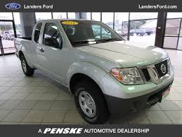 2016 Used Nissan Frontier 2WD King Cab I4 Automatic S At Landers ...