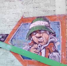 100 Grafitti Y TolucaArte Urbanostreet Art Stickersstencil Y Graffiti Home