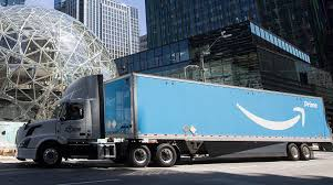 Amazon Begins To Act As Its Own Freight Broker | Transport Topics At Ces 2018 Two Autonomous Trucks Stand Out Fleet Owner Trucking In Las Vegas Nv 4 Granite Inc Cstruction Contractor Parking Cris Across The Country Leaves Tired Ruan Transportation Management Systems Apex Capital Corp Freight Factoring For Companies Kenworth Offers Sneak Peek At Zeroemissions Transport Truck Fuel Pictures From Us 30 Updated 322018 Hutt Company Holland Mi Rays Photos Industry Struggles With Growing Driver Shortage Npr Cadence Premier Logistics I15 Nevada And Southern Utah Part 1