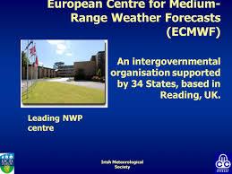 range forecast for dublin meteorological society the development of computer weather