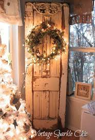 Rustic Christmas Decorations 21