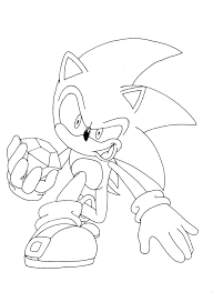 Website Inspiration Sonic The Hedgehog Coloring Pages To Print