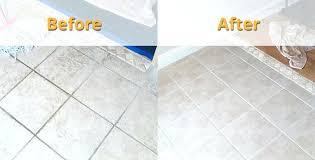 Homemade Floor Tile Cleaner by Best Bathroom Floor Grout Cleaner Homemade Floor Tile Grout