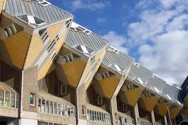 100 Cubic House Kubuswoningen Houses Rotterdam Netherlands My Decorative