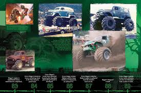 100 Digger Truck Videos History Of Grave Monster Jam