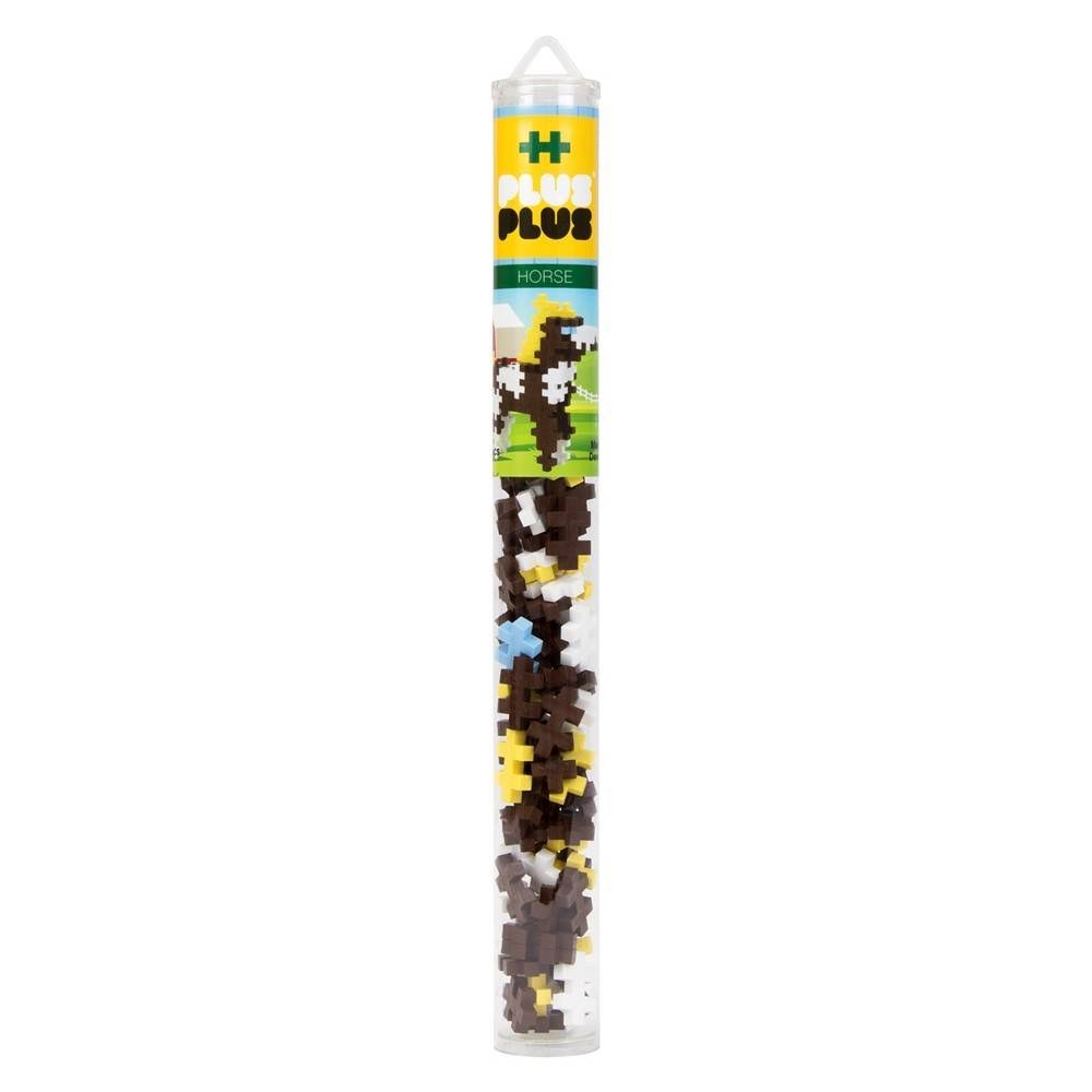 Plus-Plus Mini Maker Tube - Horse