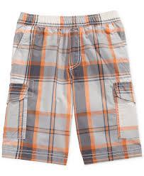 epic threads little boys u0027 plaid shorts kids epic threads