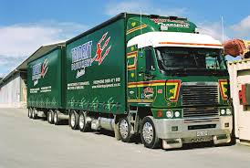 100 Jackson Trucking NZ The Brand That Many Built