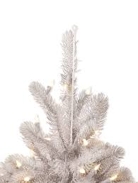 Unlit Christmas Tree Toppers by White Tree Topper Extension Kit Balsam Hill