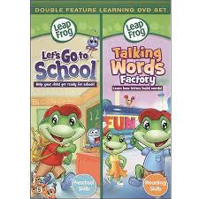 LeapFrog Let s Go To School Talking Words Factory Full Frame