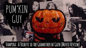 Scary Godmother Halloween Spooktacular Cast by Vampira A Tribute To The Godmother Of Goth Movie Review Pum