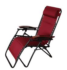 Culcita Deluxe Padded Zero Gravity Chair - Burgundy | Patio Chairs ... Costway Folding Rocking Chair Rocker Porch Zero Gravity Fniture Sunshade Canopy Beige Massage Garden Tasures Metal Stationary Chairs With Brown Outdoor Living Meijer Grocery Pharmacy Home More Leisure Zone 2 X Textoline Recling Table Beach Sun Lounger Loungers Recliner Lawn Patio The Depot Case Of Black Lounge Yard Cup Holders Guide Gear Oversized 500 Lb Blue Low Profile Sling Camping Concert With Mesh Back Holder For Wilko Woven Green