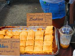 different types of cuisines in the all different types of foods at the farmers market picture of