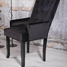 esszimmerstuhl stuhl küchenstuhl schwarz hochlehner