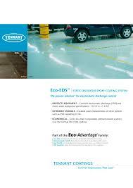 eco eds tennant pdf catalogue technical documentation