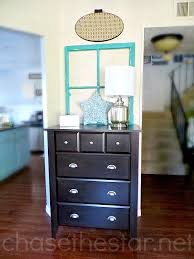 fabulous new sauder dresser for the entry way