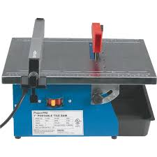 Qep Tile Saw Manual by Project Pro 7