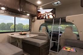 Coachmen Class C Motorhome Floor Plans four winds class c motorhomes thor motor coach