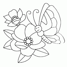 Crayola Flower Coloring Pages