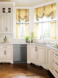 awesome window treatment for kitchen window over sink window